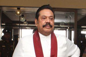 Ex-Sri Lankan President Mahinda Rajapaksa seeks PM Wickremesinghe's resignation
