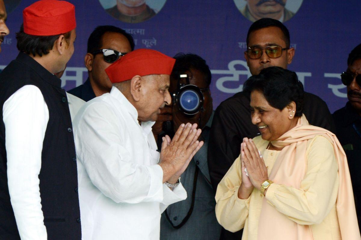 Uttar Pradesh: Mayawati to withdraw 1995 guest house case against Mulayam