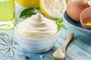 Great ideas to cook with homemade mayonnaise