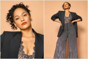Take Masaba Gupta's disco look this party season and flaunt it like a pro