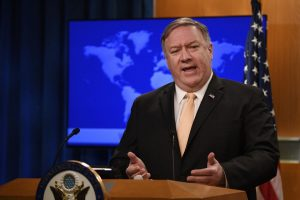 Mike Pompeo slams Iran 'intimidation' of IAEA inspector as 'outrageous'