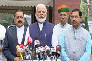 'Constructive discussion, debates are welcome': PM Modi ahead of Winter Session