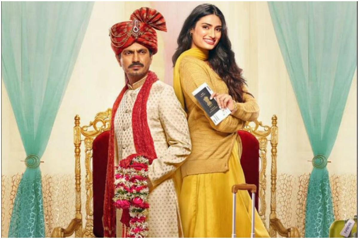 Motichoor Chaknachoor review: Another formulaic film of romantic comedy genre