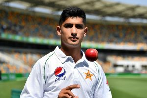 Naseem Shah becomes youngest to make Test debut in Australia
