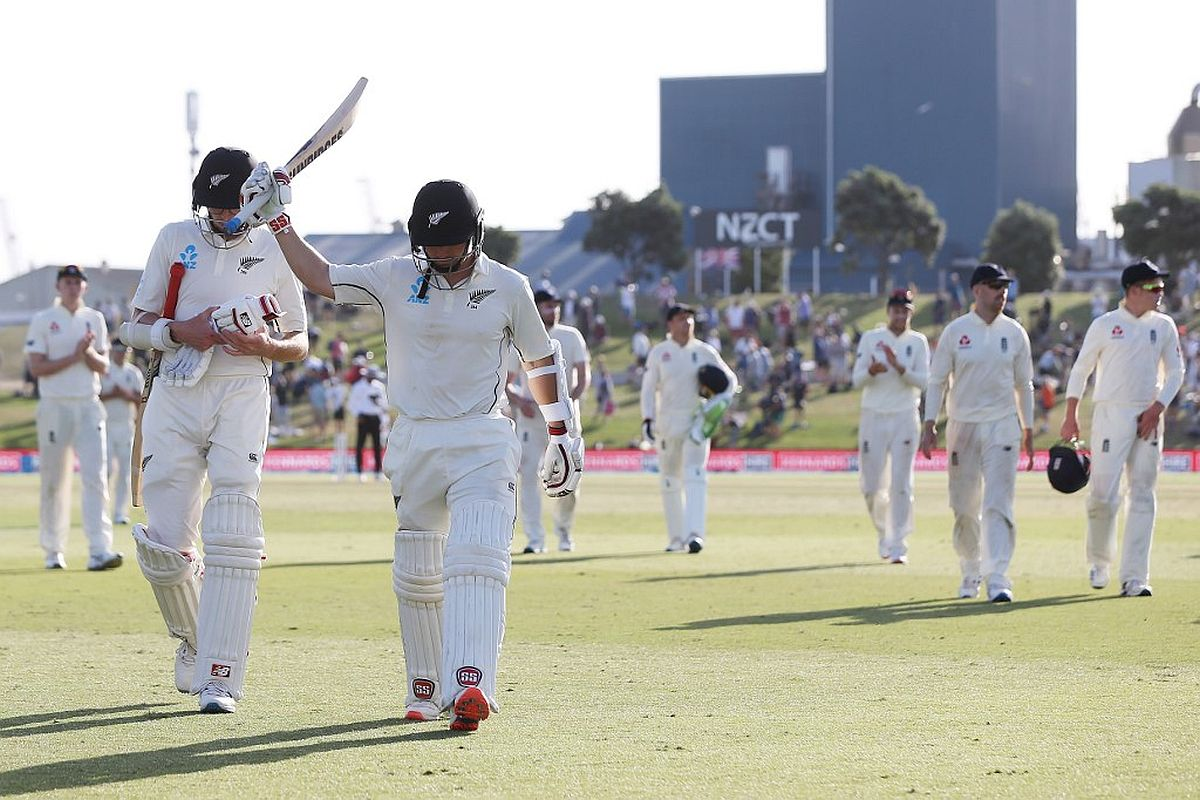 NZ vs ENG, New Zealand vs England Test Series 2019, England's Tour of New Zealand 2019, BJ Watling, Mitchell Santner