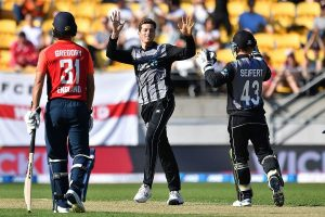 New Zealand beat England in 2nd T20I to level series 1-1