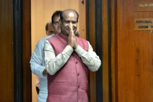 Action will be taken if members protest in Well: Om Birla on Congress' sloganeering