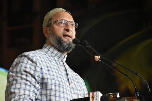 'If Babri Masjid was illegal, then why Advani is being tried for its demolition', asks Owaisi