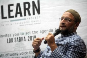 'What is this 50-50, is there a new biscuit in the market?', Owaisi on BJP-Shiv Sena tussle