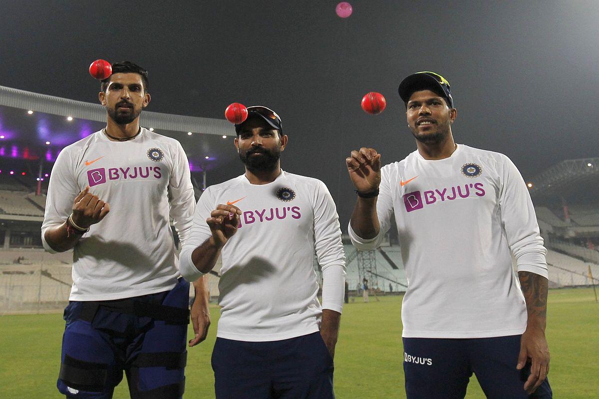India vs Bangladesh Day-Night Test, IND vs BAN D/N Test, IND vs BAN D/N Test, Ishant Sharma, Mohammed Shami, Umesh Yadav, Chetehwar Pujara, Ajinkya Rahane, India first day night test