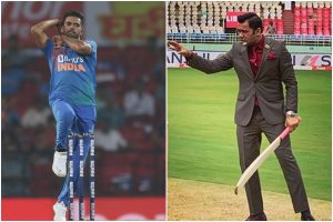 SEE | Aakash Chopra spotted Deepak Chahar in 2010, asked everyone to remember his name