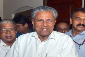 Kerala CM Pinarayi Vijayan receives death threat from Maoists