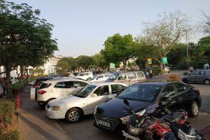 Parking issue in Delhi, Assam detention of illegal migrants raised in Rajya Sabha