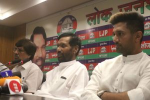 Chirag Paswan appointed as new LJP chief, takes over father Ram Vilas Paswan