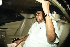 'Uddhav Thackeray to lead Maharashtra government', says Sharad Pawar; Tripartite talks will continue tomorrow