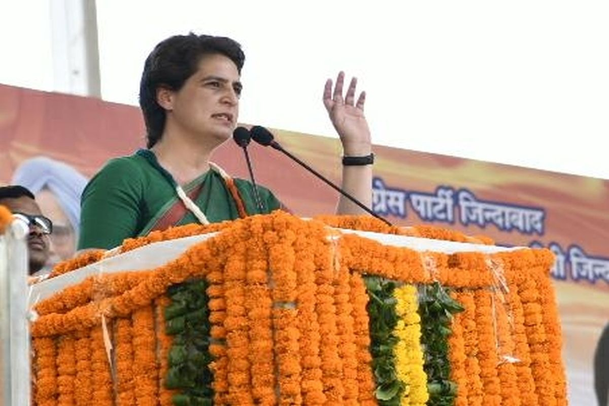 'These are politics and it keeps on going', says Priyanka Gandhi on SPG cover