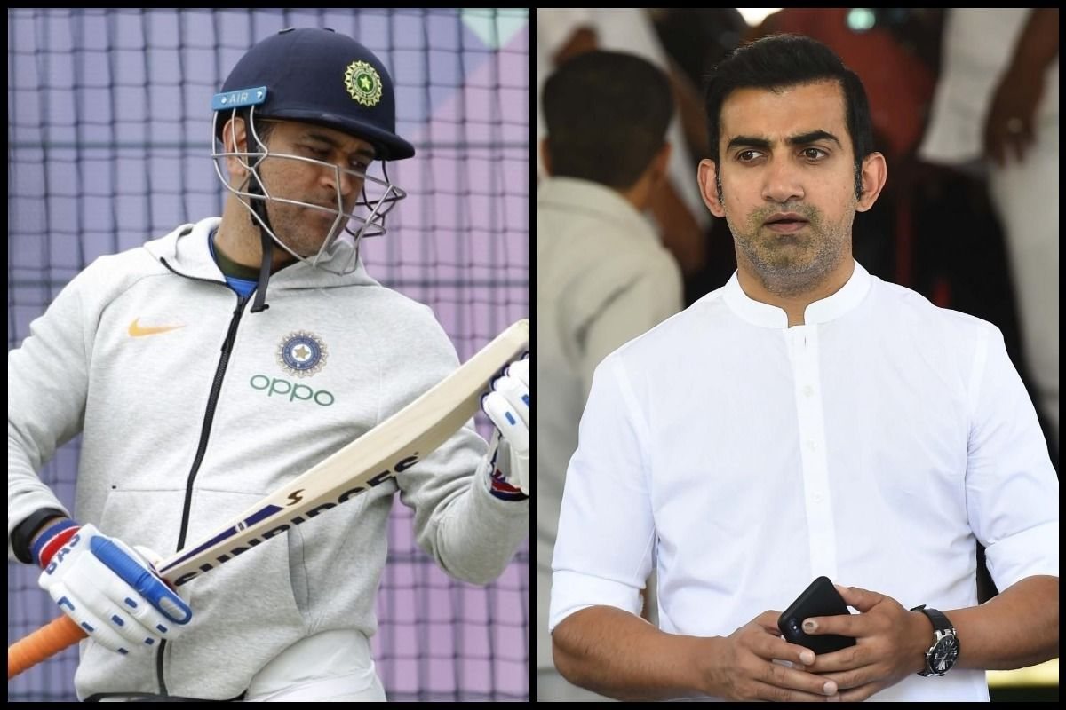 2011 World Cup was won by entire team, obsession with MS Dhoni's six should stop: Gautam Gambhir