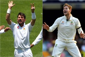 Steve Smith responds to seven-fingered celebration of Yasir Shah