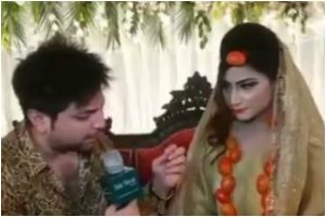 Pakistan bride wears tomatoes jewellery; netizens reactions are hilarious