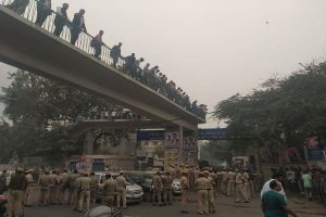 Tis Hazari clash: Security tightened as lawyers go on strike, top cop removed