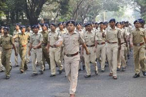 Over 2,000 police personnel deployed ahead of Uddhav Thackeray's oath ceremony
