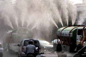 'Severe' Delhi air emergency may dissipate over weekend: SAFAR