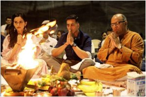Akshay Kumar, Manushi Chhillar begin 'Prithviraj' with Pooja ceremony
