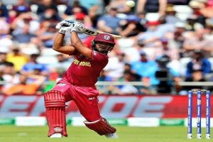 West Indies cricketer Nicholas Pooran suspended for ball-tampering