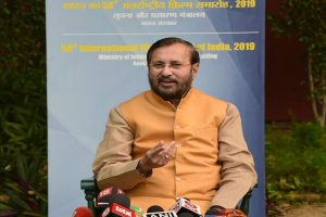 'Fake news a bigger menace than paid news', says Union Minister Prakash Javadekar