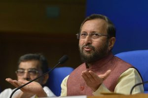 'India is not responsible for climate change', says Union Environment Minister Prakash Javadekar