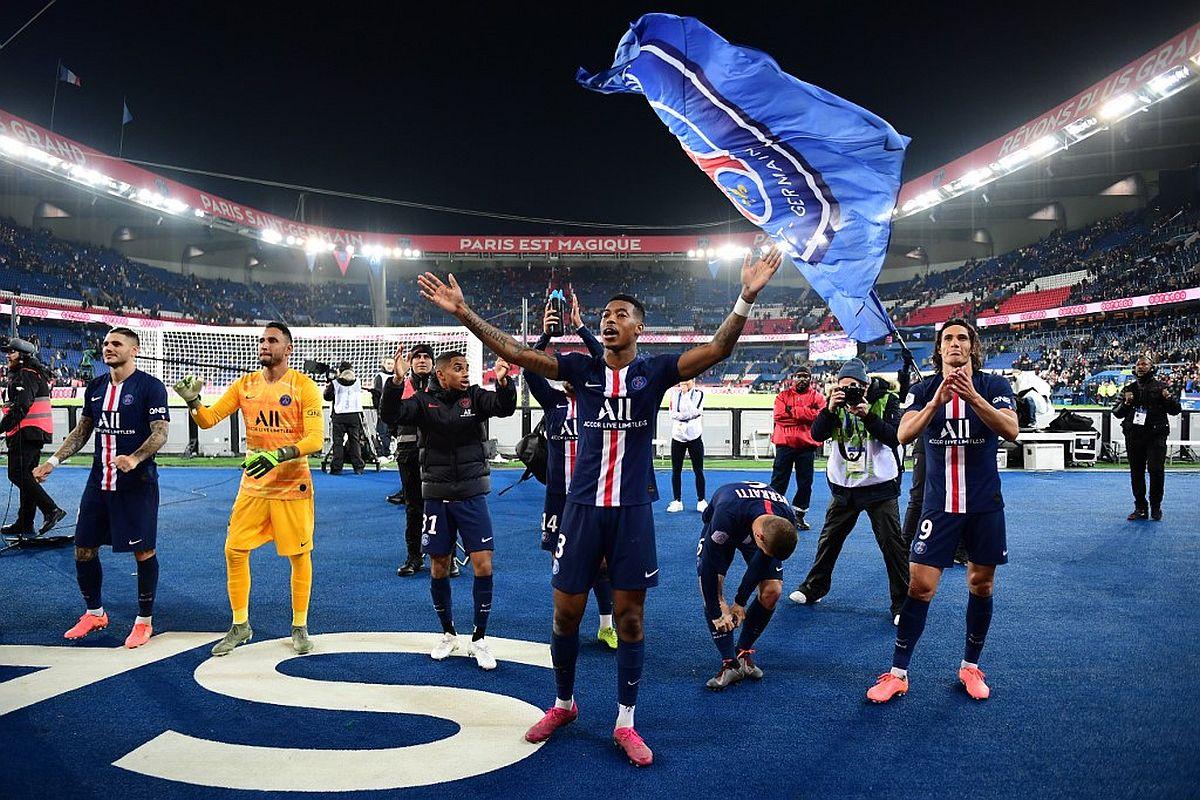 Ligue 1 2019-20, France, COVID-19, Paris Saint-Germain (PSG), Lille, Marseille, Renne