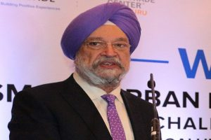 Hardeep Singh Puri says Manoj Tiwari will be Delhi CM, retracts later
