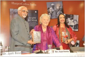 Book launch of 'Against the Wind – A life's Journey'