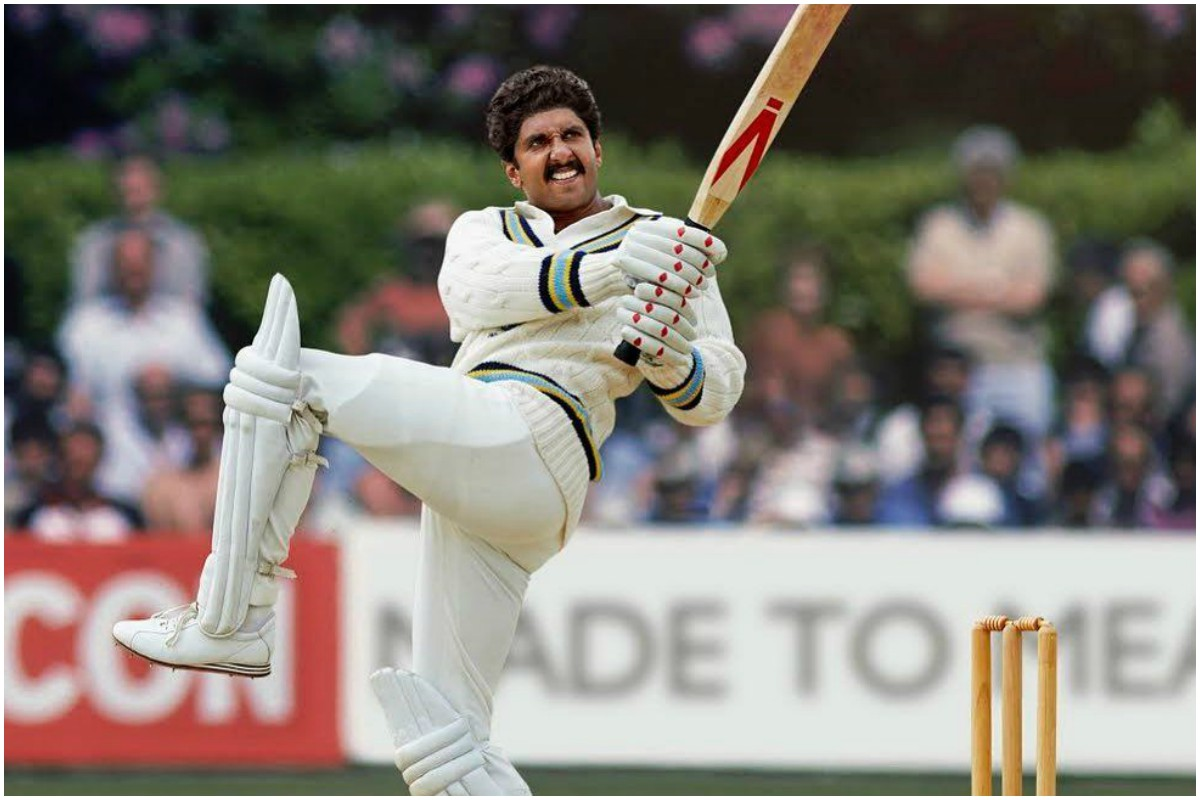 Ranveer Singh shares pic as Kapil Dev from a historic match that was 'never televised'