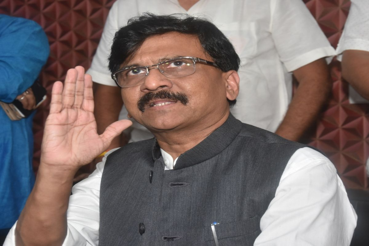 Shiv Sena won't side with BJP even if offered Indra's throne: Sanjay Raut