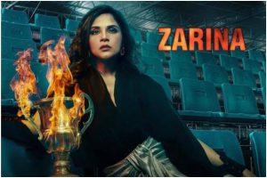'Zarina is complicated but naive,'says Richa Chadha