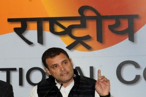 BJP to protest on Saturday demanding Rahul Gandhi's apology