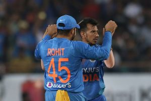 See | Rohit Sharma pulls Yuzvendra Chahal's leg on social media