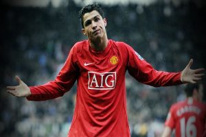 When Cristiano Ronaldo was made to cry at Manchester United training