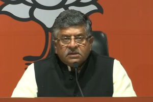 WhatsApp snooping row: No unauthorised interception, says Ravi Shankar Prasad