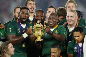 South Africa beat England 32-12 in final to win 3rd Rugby World Cup