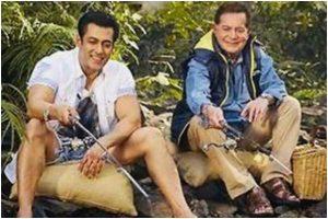 Salman Khan wishes dad Salim Khan in a special way on birthday