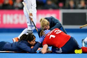 Great Britain and England hockey player Samuel Ward's eye injury is 'partly irreversible': Reports