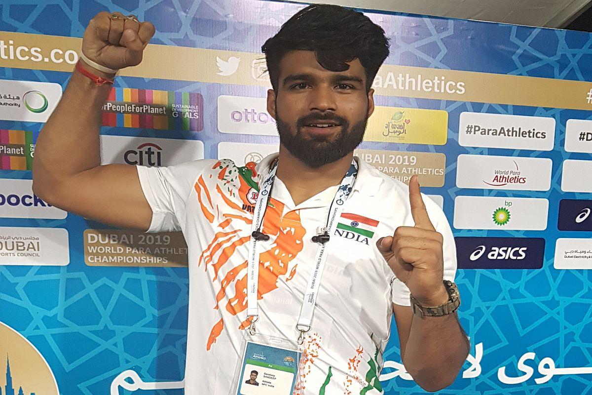 Tokyo Paralympics 2020, Sandeep Chaudhury, Sumit Antil, Asian Para Games
