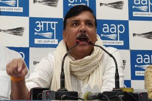 AAP boycotts Parliament joint session, says BJP is hurting constitutional values