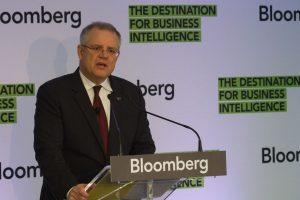 Australian PM Morrison denies climate link as smoke chokes Sydney