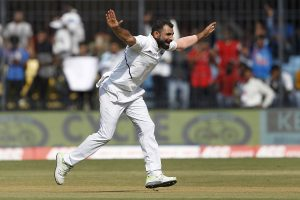 Mohammed Shami reveals name of two bowlers who shaped his bowling career