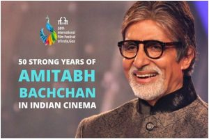 Sholay to be screened at IFFI Goa as part of 'Retrospective of Amitabh Bachchan'