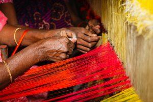 Choose a premium range of silk for your winter closet