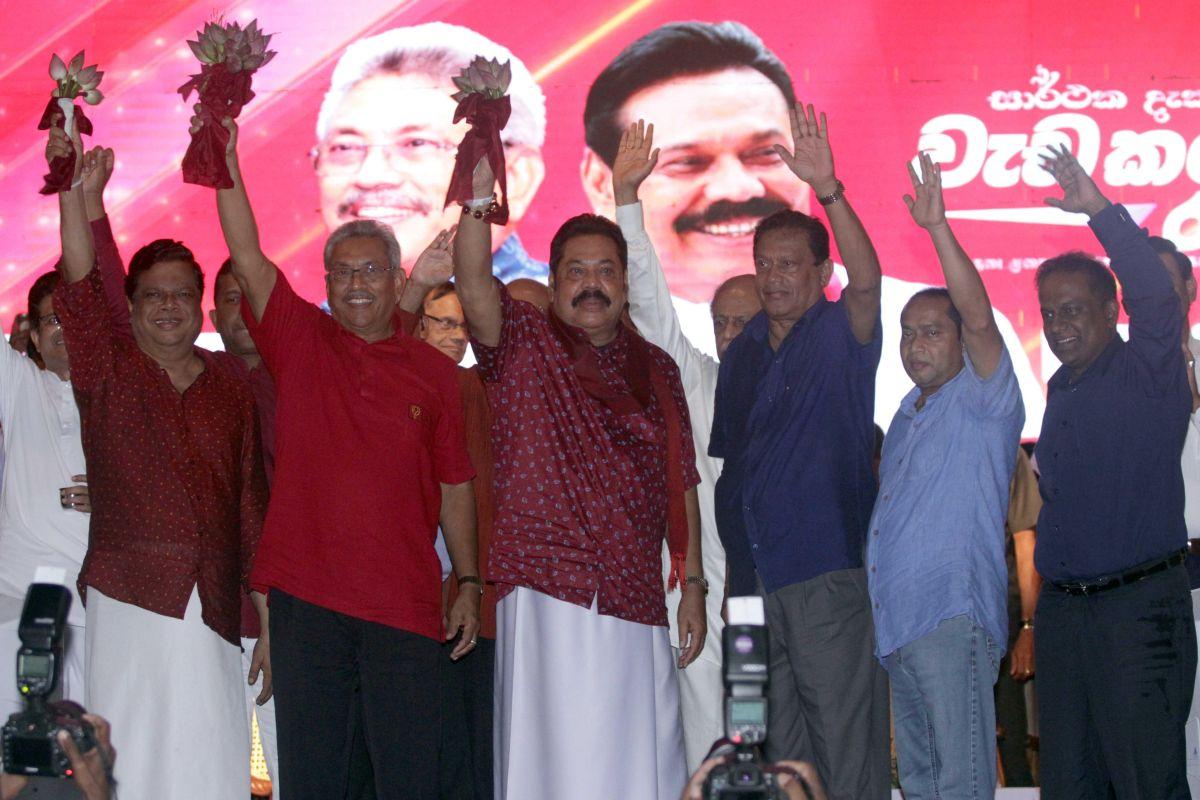 SL prez polls